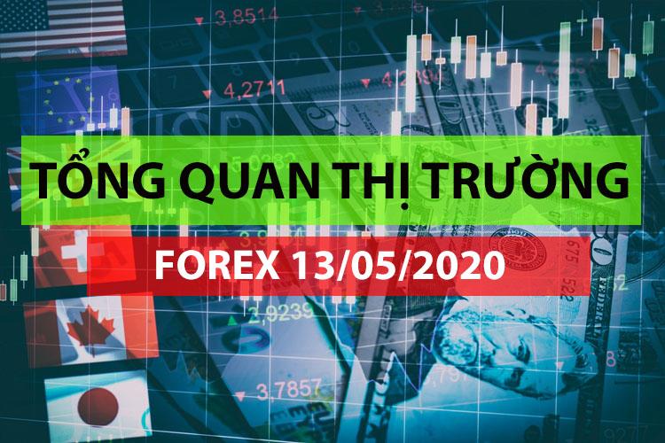 Tổng quan thị trường Forex ngày 13/05/2020