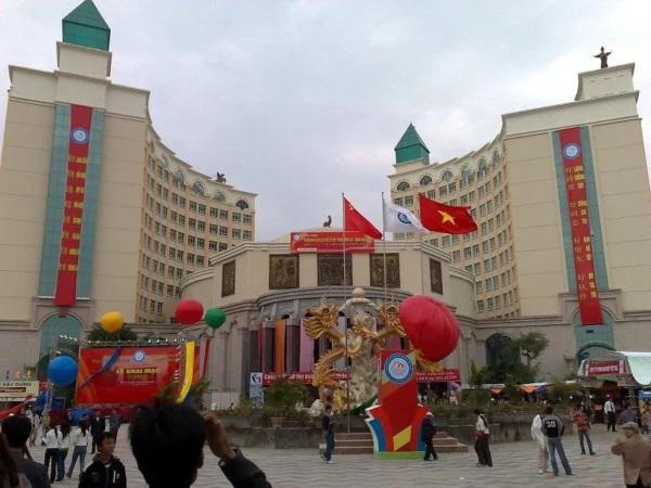 Kho Đông Hưng (Quảng Tây – Trung Quốc)