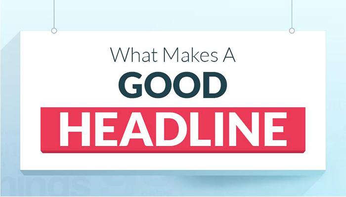 Cách viết headline thành công