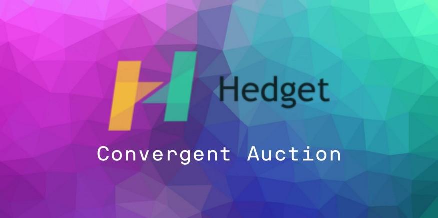 Hedget chính thức thông báo bán public sale HGET token bằng hình thức đấu giá - Kèo xổ số 10x đến 50x