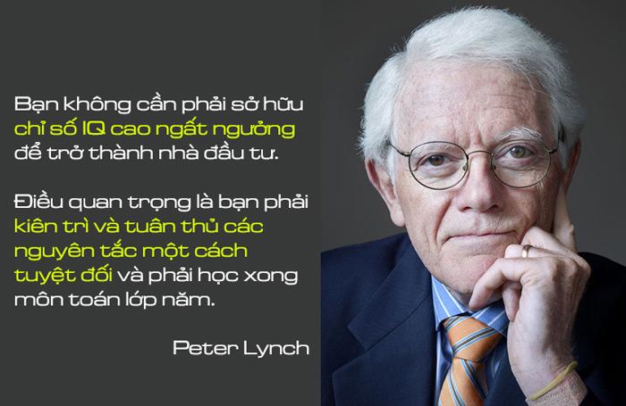 Các nhà đầu tư thành công - Peter Lynch