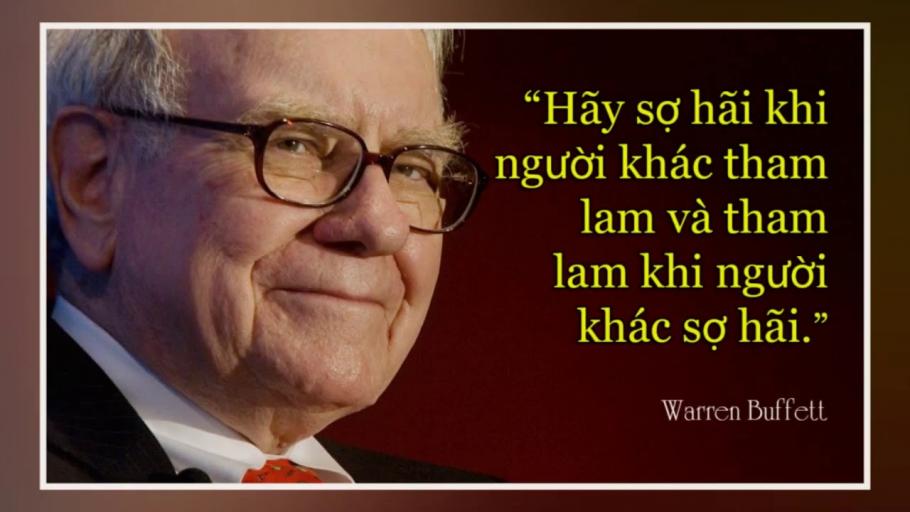 Các nhà đầu tư thành công - Warren Buffett