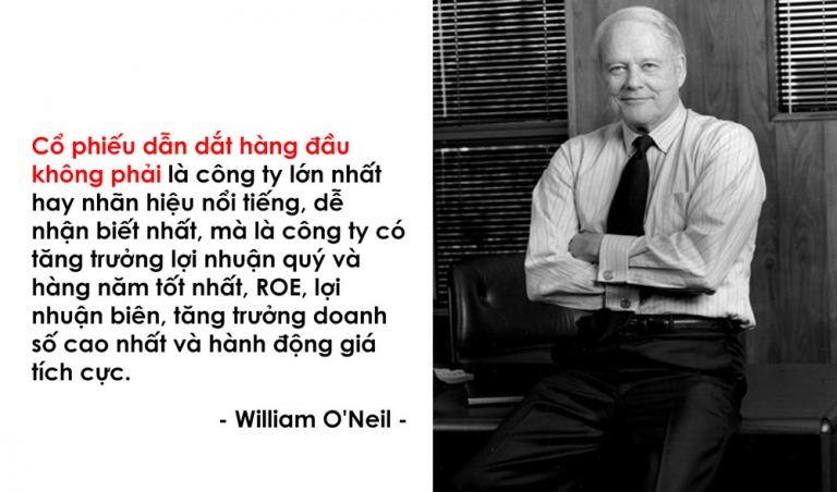 Các nhà đầu tư thành công - William J' Oneil