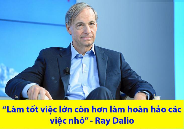 Các nhà đầu tư thành công - Ray Dalio