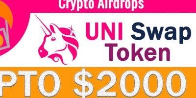 Hướng dẫn nhận 400 UNI token miễn phí và cách xử lý một số vấn đề khi claim