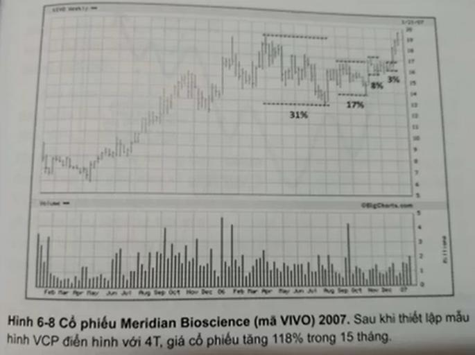 Mô hình VCP - CP VIVO tăng 118% trong 15 tháng