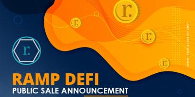 Hướng dẫn tham gia Public sale RAMP DEFI (RAMP) - Một dự án tiềm năng tháng 10/2020