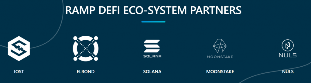 RAMP DEFI ECO-SYSTEM PARTNERS
