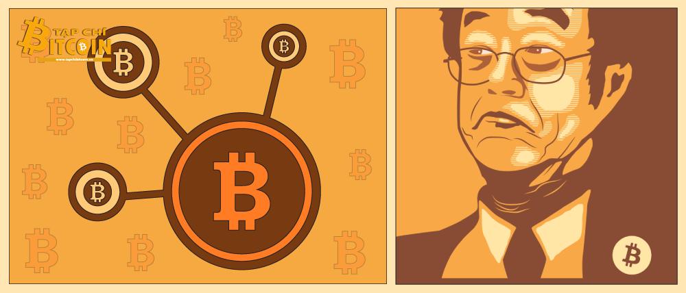 Bitcoin và Satoshi Nakamoto - Lịch sử hình thành blockchain