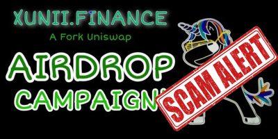 XUNII Finance đáng bán XUNII Token- Dự án thật hay là dự án scam lừa đảo?