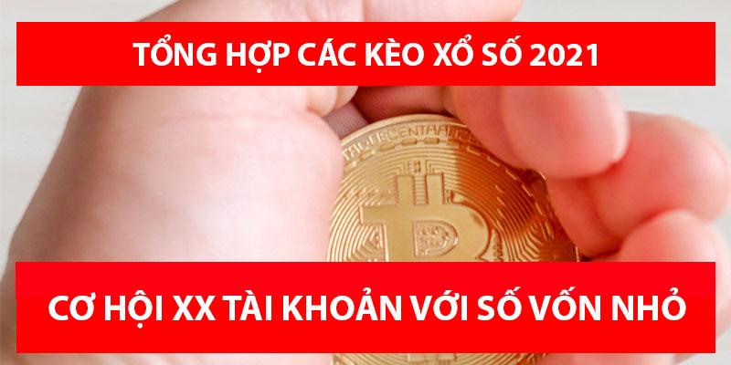 Tổng hợp các kèo xổ số năm 2021 trên thị trường Crypto Curency