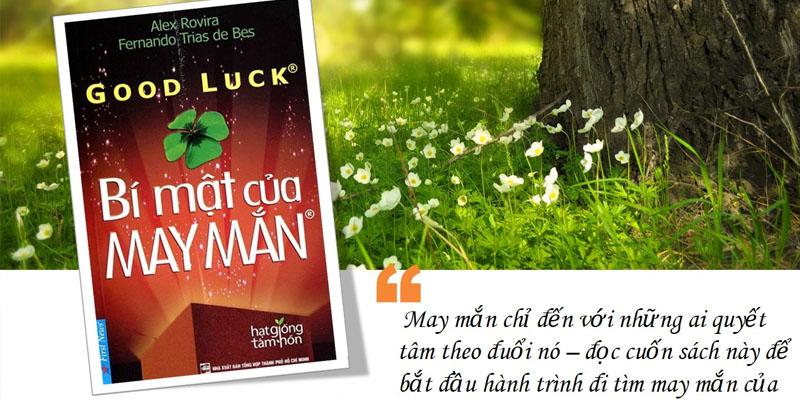 Bí mật của may mắn- Sách hay nên đọc
