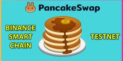 Hướng dẫn triển khai Pancake Swap v1 trên môi trường Binance Smart Chain BSC Testnet