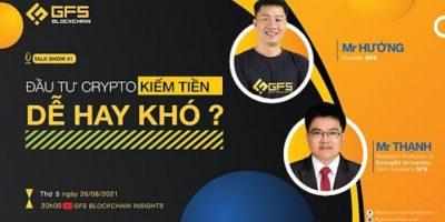 Tổng hợp kiến thức đầu tư Crypto từ GFS Group